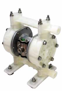 "TC-X150PC-NPT DIAPHRAGM PUMP 1/2"" NPT, PPG/NEOPRENE"