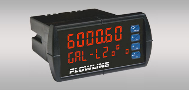 DataView™ LI55 Level Controller 85-265 VAC, Meter