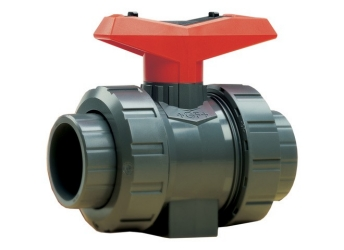2-1/2 - 546 Ball Valve Socket PVC/EPDM