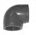 "1-1/4"" 90° Elbow (SxFPT) PVC Schedule 80"