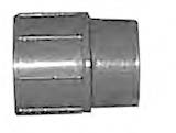 "1/2"" x 1/4"" Reducing Coupling (FPTxFPT) CPVC Schedule 80"